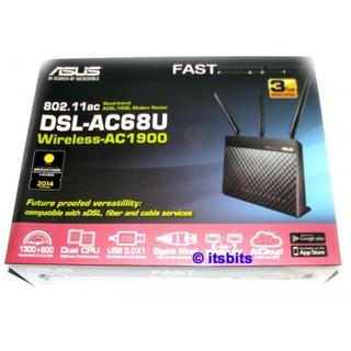 Phát wifi ASUS DSL-AC68U chuẩn AC1900