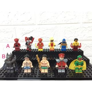 Minifigures Các nhân vật – Đồ chơi xếp hình, lắp ráp thông minh