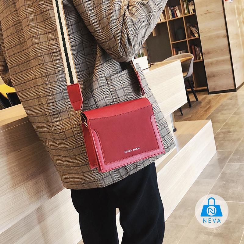 ( HOT) Túi đeo chéo phong cách hàn quốc trẻ trung NEVA9224