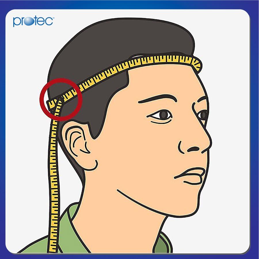 Mũ Bảo Hiểm Xe Đạp Thể Thao Protec Win 016, Tiêu Chuẩn Châu Âu, An Toàn, Thời Trang