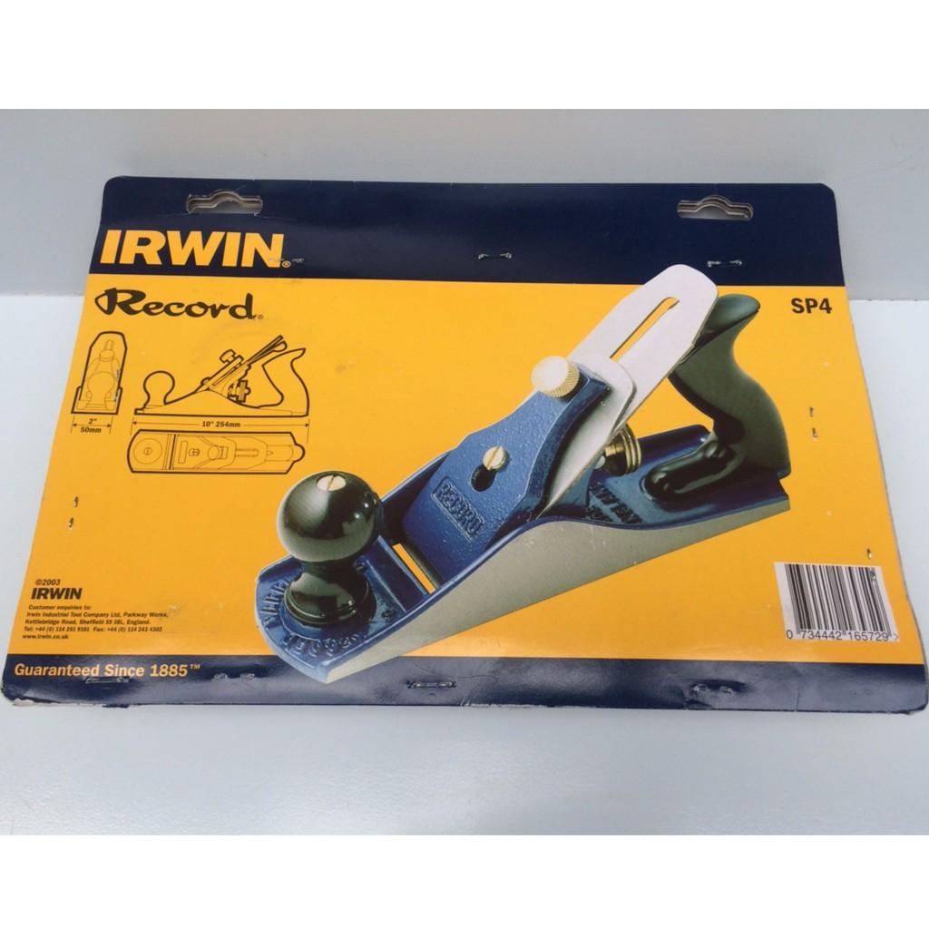 Bào gỗ cầm tay IRWIN SP4 (50x254mm)
