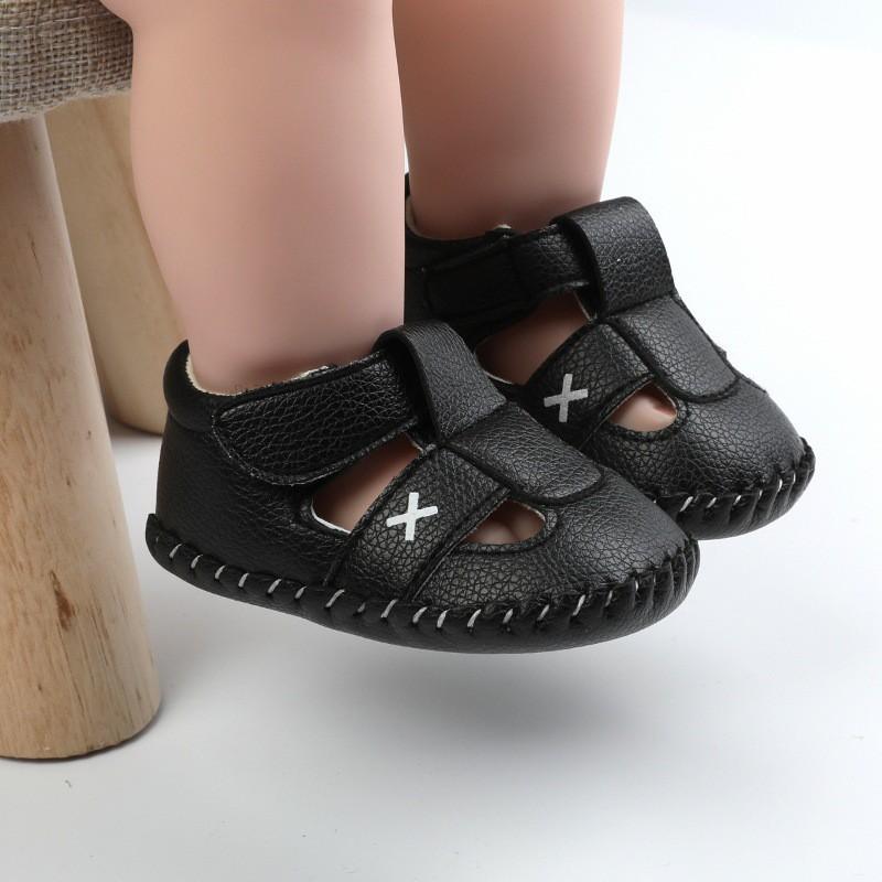 Giày tập đi cho bé ❤️FREESHIP❤️ Giày tập đi cho bé trai bé gái từ 0-18 tháng mềm mại dễ thương êm  chân
