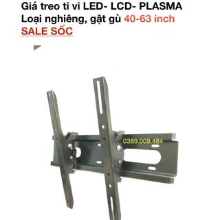 Giá treo TIVI loại nghiêng -gật gù 40-63 inch