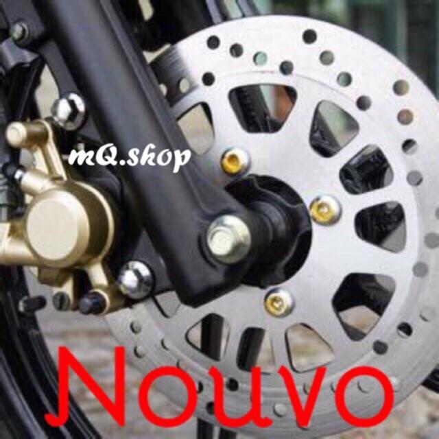 Đĩa phanh dầu xe Nouvo