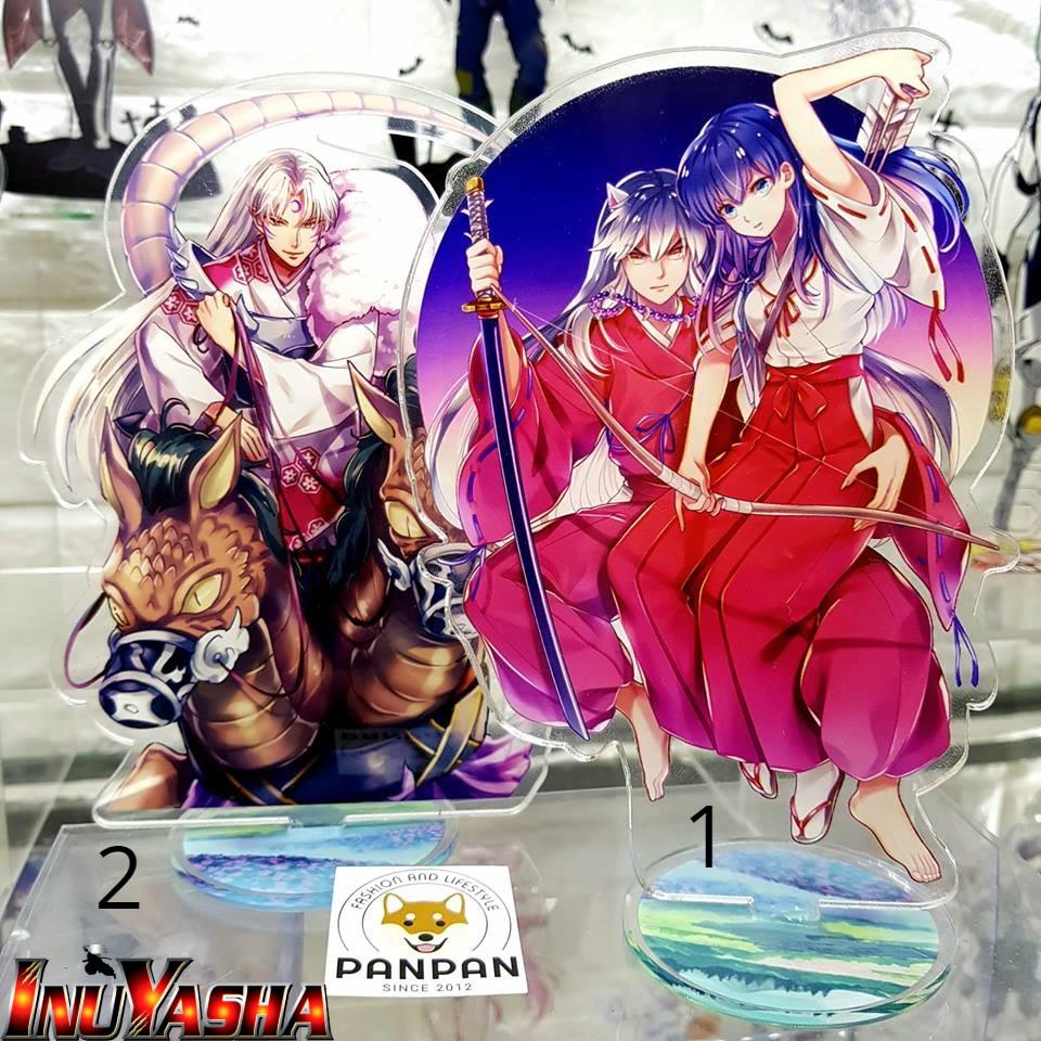 Mô Hình Standee Acrylic Anime Hình InuYasha