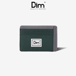 Ví Đựng Thẻ DIM Mixed Card Wallet ( Thiết Kế Tối Giản, Đựng Tối Đa 7 - 10 Thẻ, Vừa CMND - GTX, 1 Ngăn Đựng Tiền) - 3 Màu
