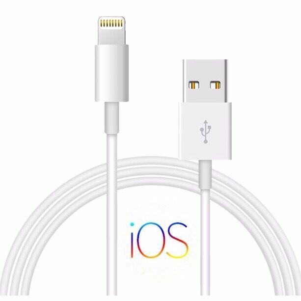 Dây cáp sạc cổng lightning dùng cho điện thoại Apple iPhone 5 6 7 8 X