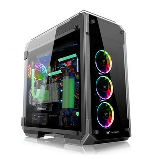 Vỏ máy tính Thermaltake View 71 Tempered Glass RGB Edition Full Tower thumbnail