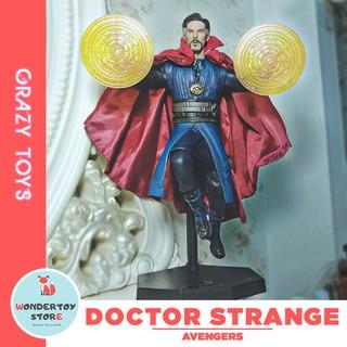 Mô hình Doctor Strange Crazy Toys 30cm Avengers Marvel