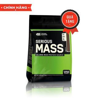 Sữa tăng cân ON Serious Mass 12LBS - 5,4KG thumbnail