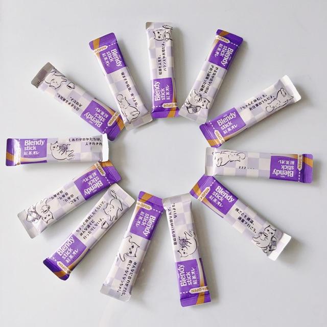 [Có sẵn] Trà sữa Blendy Stick Nhật Bản mẫu mới 2018 - 2421328 , 1083784041 , 322_1083784041 , 10000 , Co-san-Tra-sua-Blendy-Stick-Nhat-Ban-mau-moi-2018-322_1083784041 , shopee.vn , [Có sẵn] Trà sữa Blendy Stick Nhật Bản mẫu mới 2018