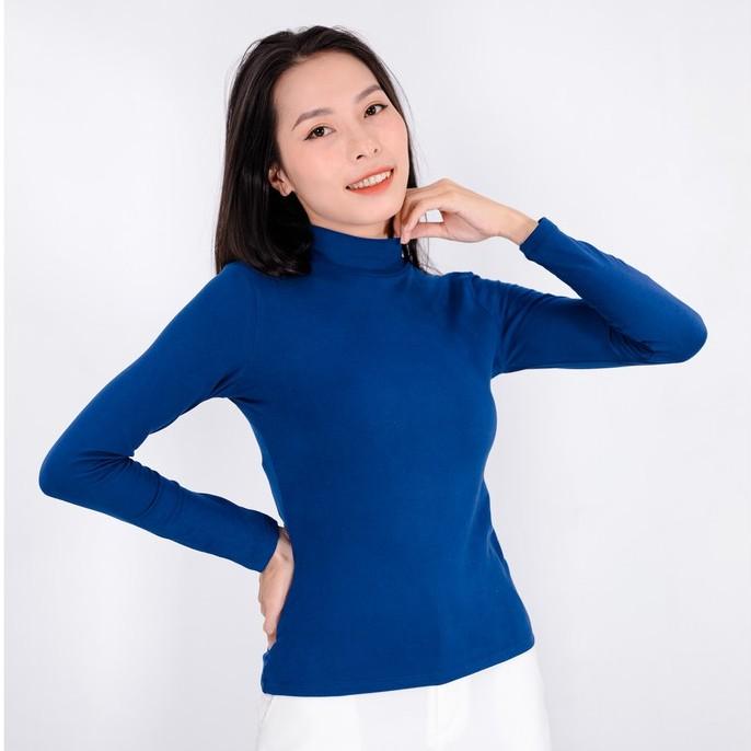 [NHẬP MÃ - 40K] Áo Giữ Nhiệt Nữ Cao Cấp cổ 6 phân dáng ôm ATL0448 | GIÁ TỐT NHẤT Bền, Đẹp, Chất liệu an toàn với làn da