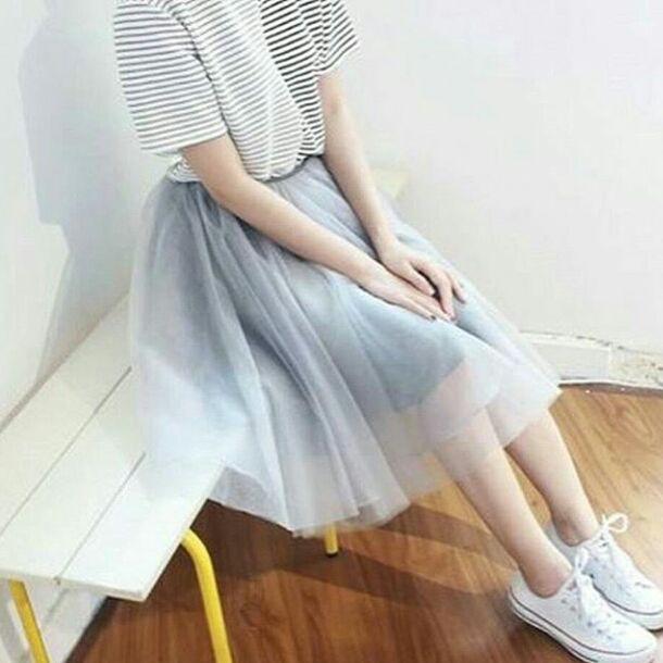 Chân váy công chúa - có ảnh thật