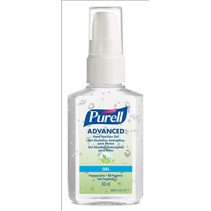 Gel rửa tay khô diệt khuẩn Purell Advanced 60 ml (Made in USA)