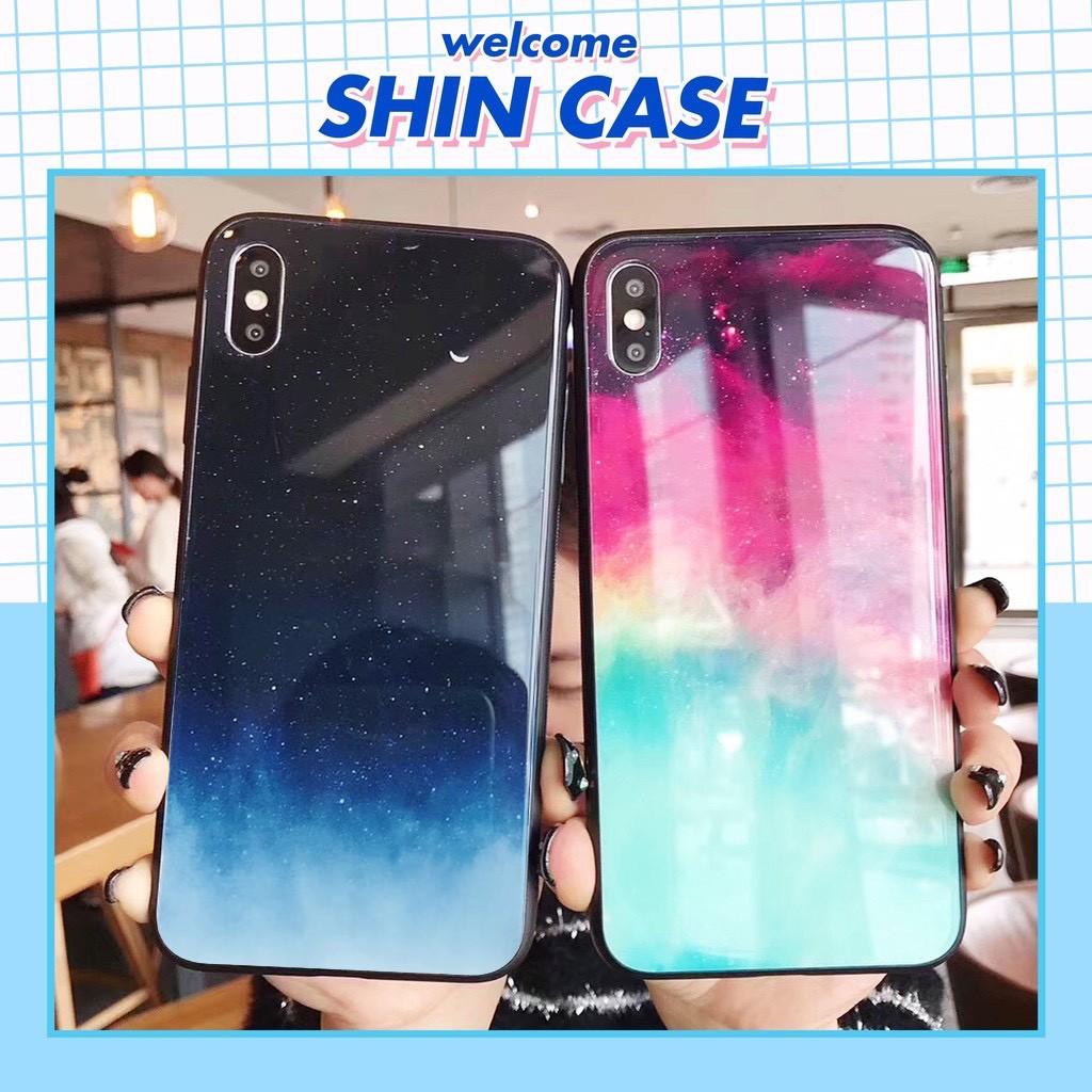 Ốp lưng iphone COOL STAR mặt kính gương 5/5s/6/6plus/6s/6splus/7/7plus/8/8plus/x/xr/xs/11/12/pro/max/plus/promax