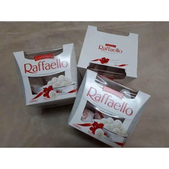 Kẹo kem dừa RAFAELLO. 105k/hộp