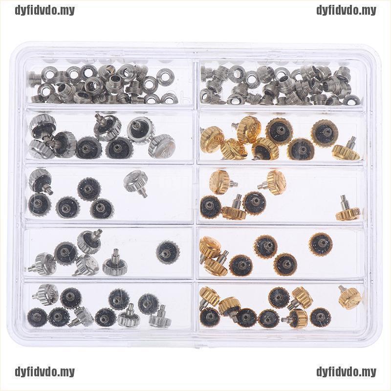 Set 60 Phụ Kiện Cho Đồng Hồ Đeo Tay Dyo L E X Cla 5.3 6.0 7.0