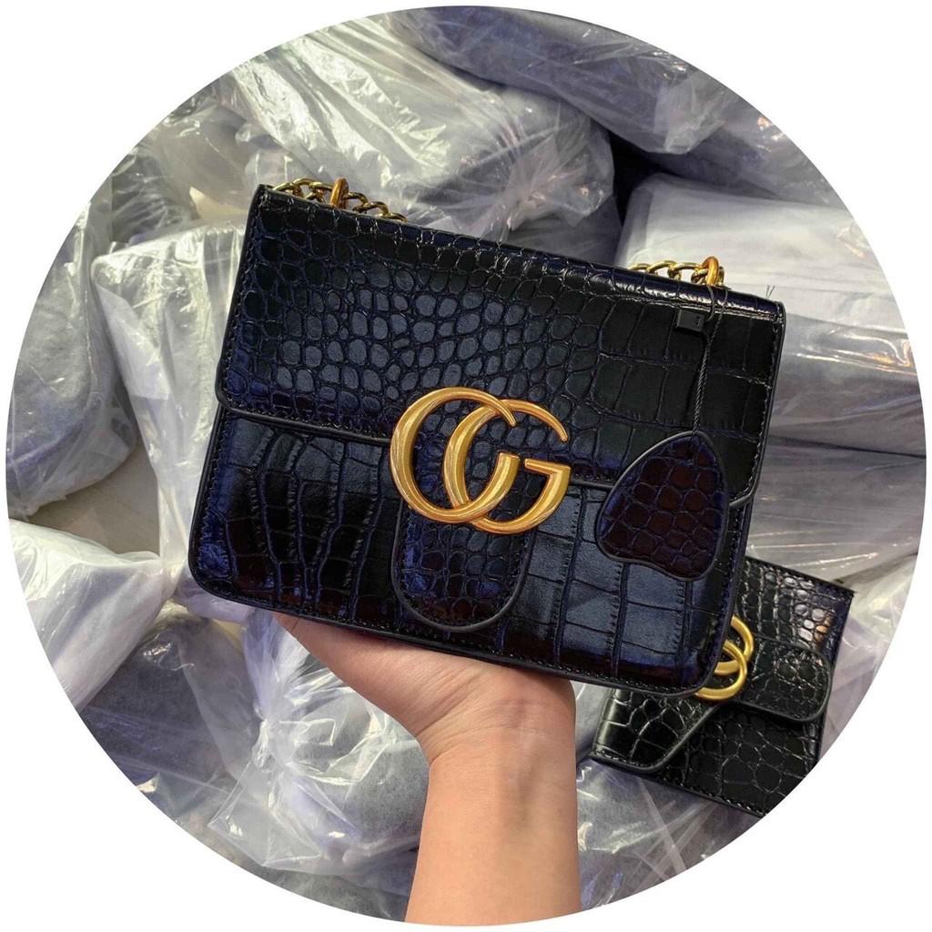 Túi Nữ Đeo Chéo Kèm ví nhỏ Hàng Đẹp ( giá Sỉ)