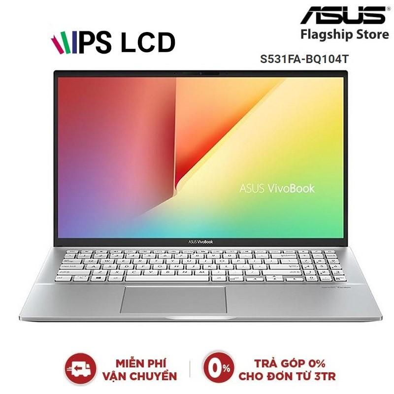 Laptop Asus VivoBook S531FA-BQ104T