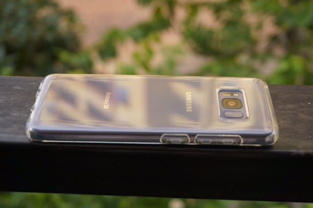 Ốp lưng điện thoại Spigen cho Galaxy S8 Liquid