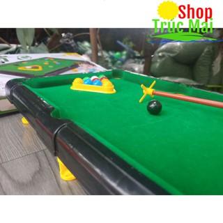 Bàn Bi a Mini BoBa Store Bida Mini giá rẻ cho trẻ em và người lớn, Mặt bàn Nỉ thumbnail