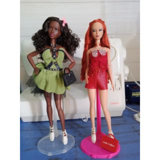 Quần áo cho búp bê size barbie siêu sang chảnh
