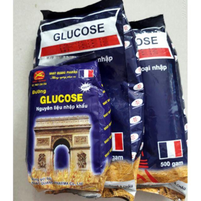 Đường giải nhiệt glucose