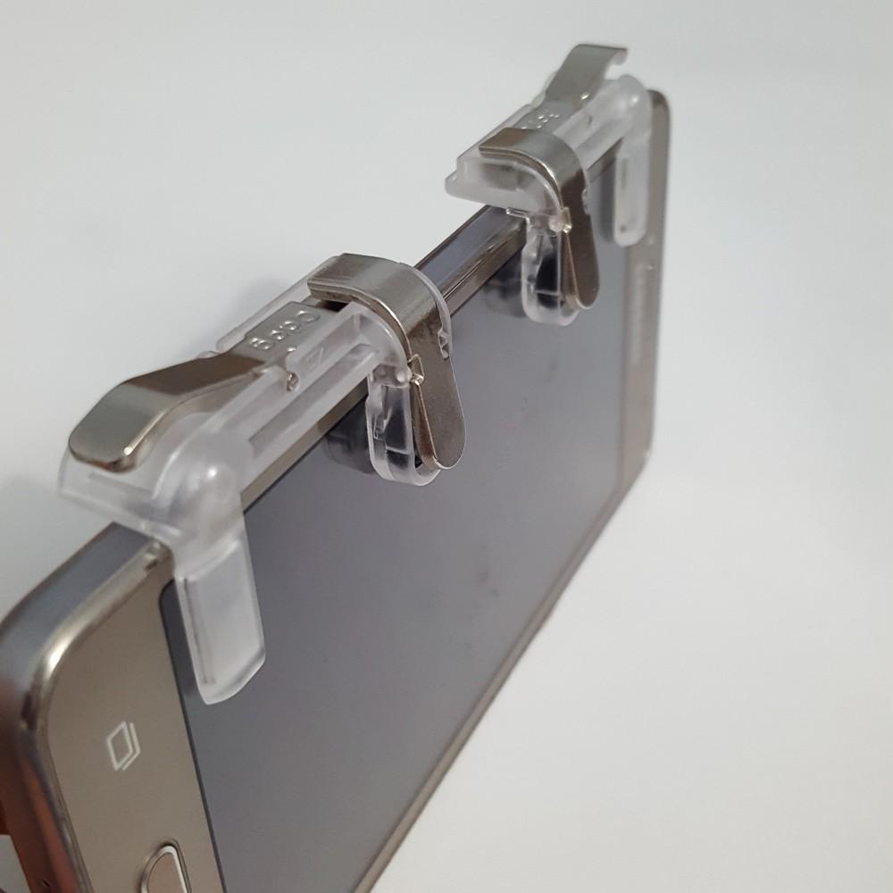 Nút Bấm Chơi Game PUBG / ROS - Chất Liệu Thép Không Gỉ Nút Cảm Ứng Mới Dòng Nút Bấm Odog Cơ Màu Tron