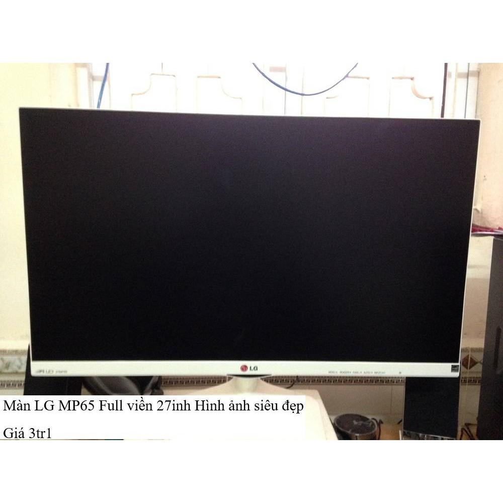Màn Hình LG 27 inch 27MP65 Full Viền IPS –có cổng HDMI hàng thanh lý quán net