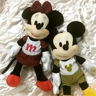 Mickey/ Minnie cỡ lớn