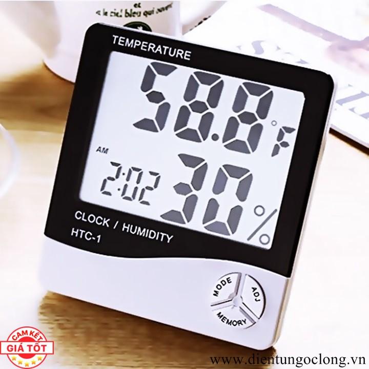Đồng hồ Đo Nhiệt Độ Độ Ẩm Không Khí Trong Phòng HTC-1 - 2787483 , 789715430 , 322_789715430 , 79000 , Dong-ho-Do-Nhiet-Do-Do-Am-Khong-Khi-Trong-Phong-HTC-1-322_789715430 , shopee.vn , Đồng hồ Đo Nhiệt Độ Độ Ẩm Không Khí Trong Phòng HTC-1