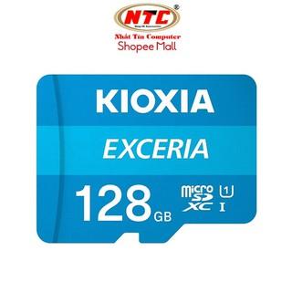 Thẻ nhớ MicroSDXC Kioxia Exceria 128GB UHS-I U1 100MB/s (Xanh)