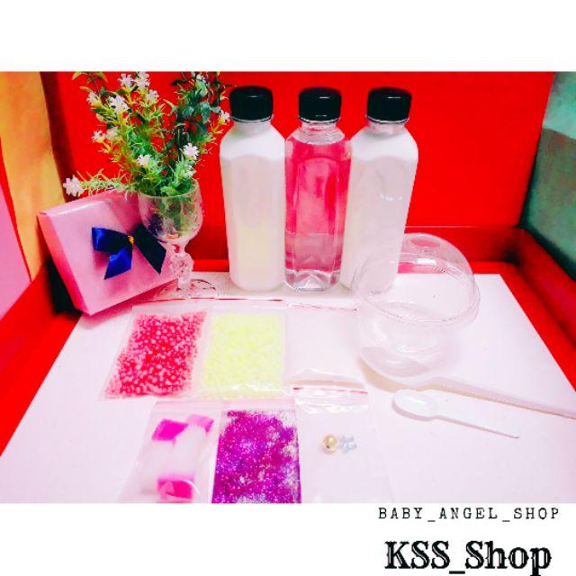 Bộ kit làm slime mây - xốp - jelly giá rẻ - Tặng 1 túi socola giả, 1 túi phô mai giả, 2 túi xốp và 1 muỗng khuấy nhựa - 21601489 , 1999667044 , 322_1999667044 , 69000 , Bo-kit-lam-slime-may-xop-jelly-gia-re-Tang-1-tui-socola-gia-1-tui-pho-mai-gia-2-tui-xop-va-1-muong-khuay-nhua-322_1999667044 , shopee.vn , Bộ kit làm slime mây - xốp - jelly giá rẻ - Tặng 1 túi socola