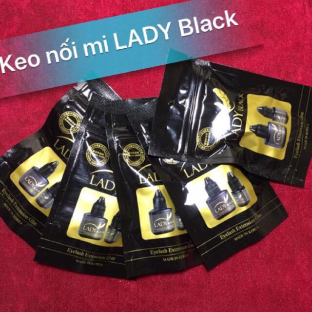 Keo nối mi LADY Black - 3028379 , 933324893 , 322_933324893 , 299000 , Keo-noi-mi-LADY-Black-322_933324893 , shopee.vn , Keo nối mi LADY Black