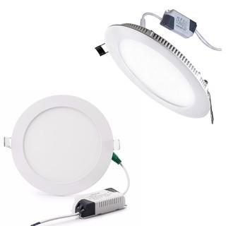 Bộ 2 đèn Led downlight âm trần siêu mỏng 9W
