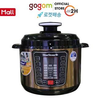 Nồi áp suất điện Bluestone PCB-575ASN001-M10 GOGOM-1659 thumbnail