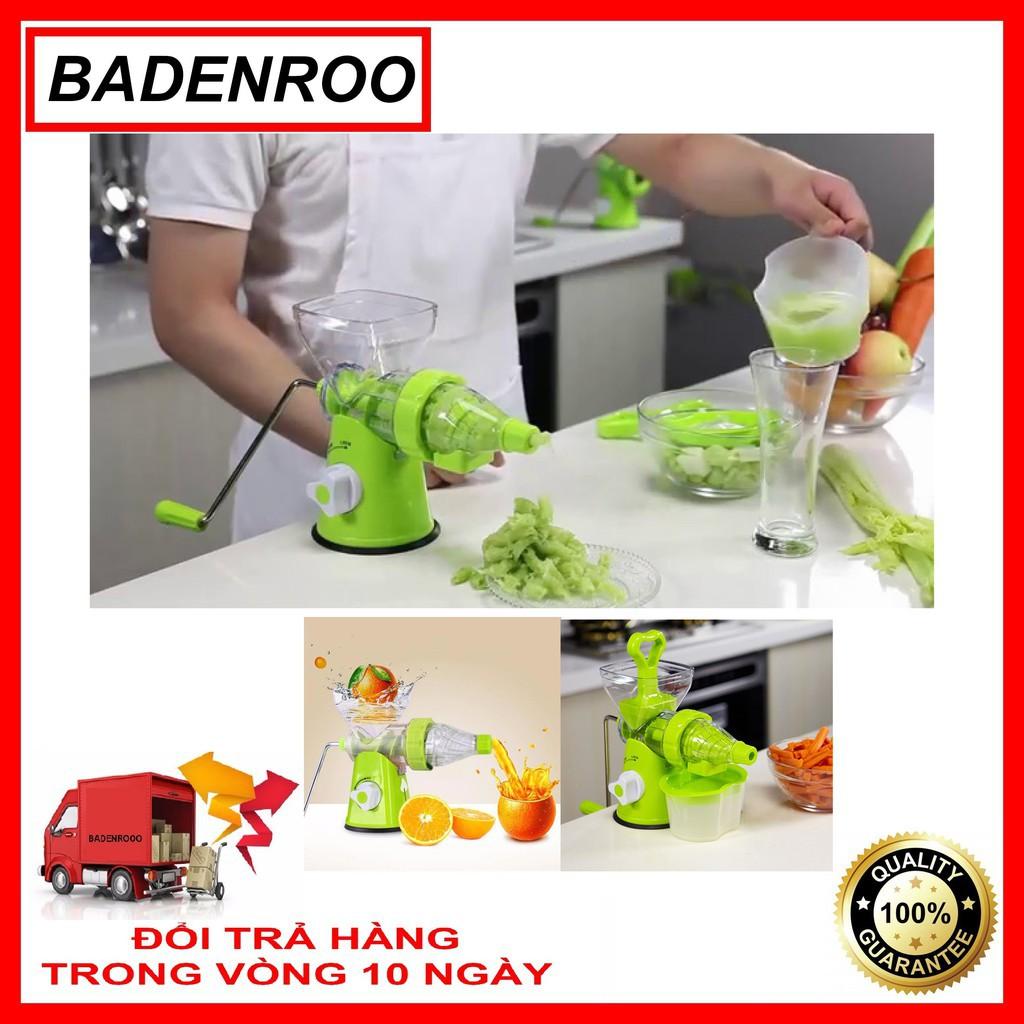 Máy xay ép hoa quả đa năng cầm tay Dụng cụ nhà bếp