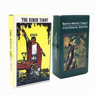 Bộ bài tarot Rider /Smith Waite phiên bản Centennial