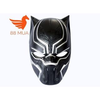 Mặt nạ Black Panther chiến binh báo đen coplay Trang Trí Halloween ms_z9