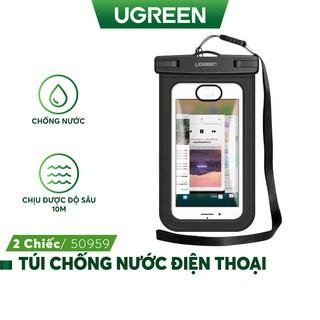 Túi đựng điện thoại UGREEN 60959 50919 chống nước tiêu chuẩn IPX8
