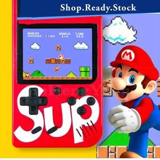 Máy chơi game cổ điển mini tích hợp 400 game chất lượng cao thumbnail