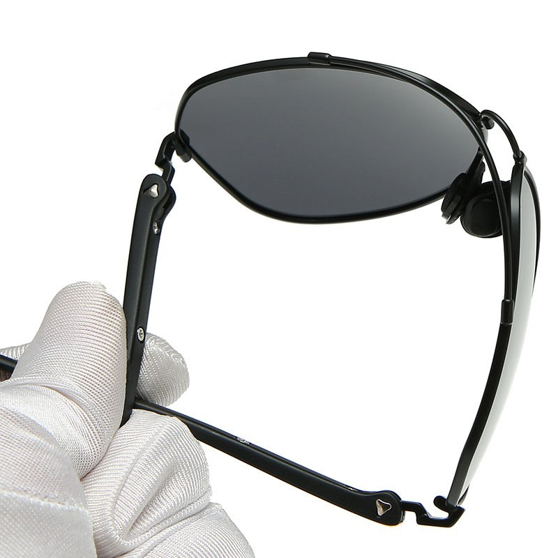 Kính mát thời trang nam, kính phân cực 1502