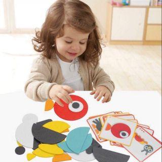 Bộ Montessori cho bé