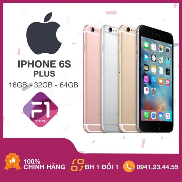 [Chính Hãng] Điện thoại IPHONE 6s plus 16G/32G/64g bản lock zin 100%