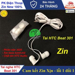 Tai nghe HTC Bass, Nguyên SEAL ĐÚNG CHẤT LƯỢNG - Cam kết Chuẩn Zin máy