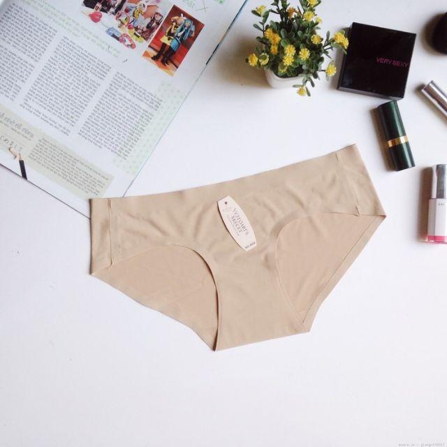Sỉ 10 quần lót đúc không đường may 1 màu (da, đen, t