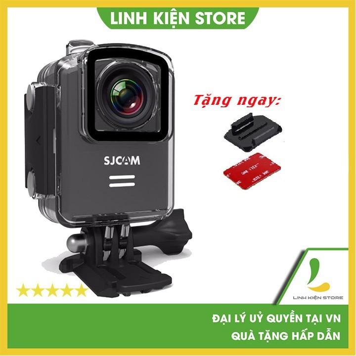 Camera hành trình SJCAM M20- quay 4K, chống rung Gyro, chụp ảnh sắc nét