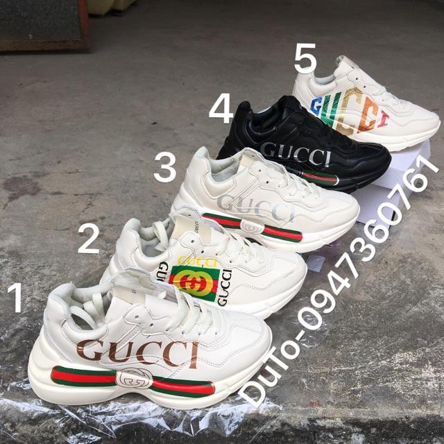 b8a3f96f614 Giày Gucci Rắn Siêu Cấp
