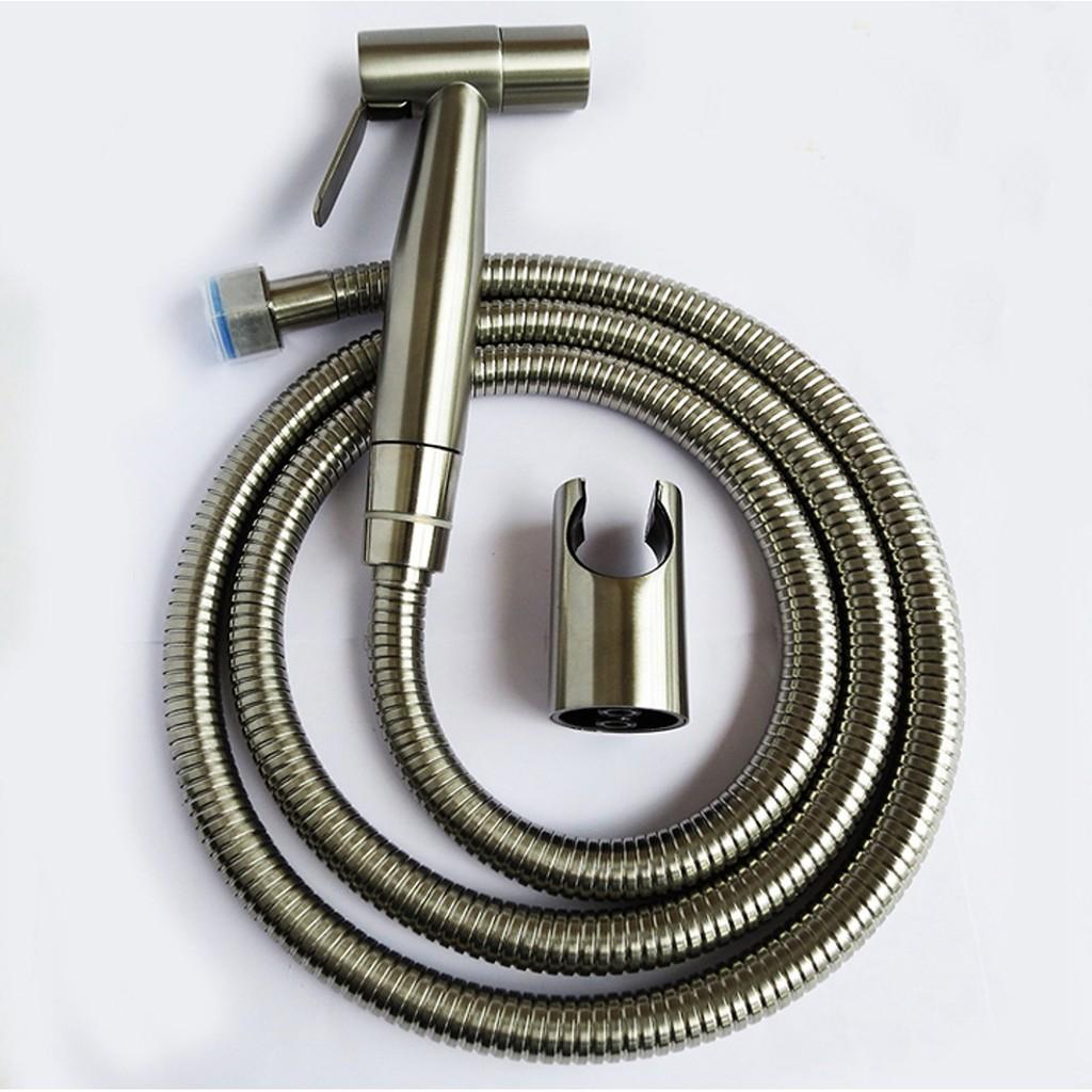 Vòi xịt vệ sinh (toilet) SUBI Inox 304