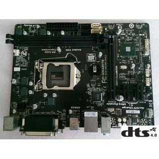 Bo mạch chủ (mainboard) GIGABYTE GA-H81M-(DS2,DS2V,DS2PV)